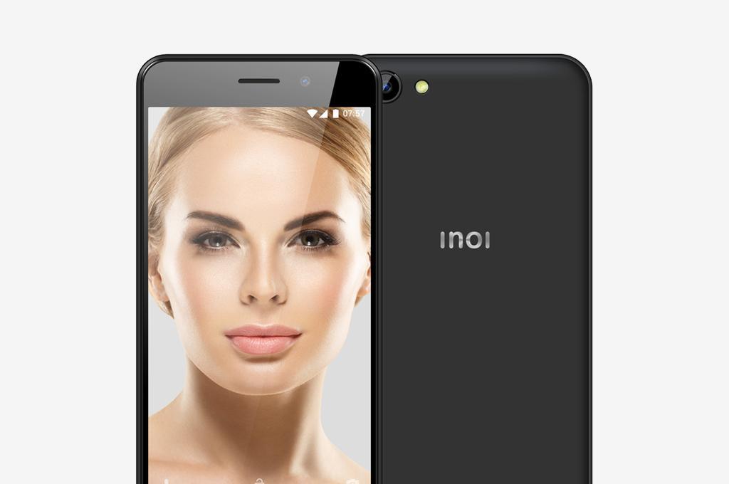 Hi-Tech Mail.Ru  – INOI 2 Lite: в России стартовали продажи первого фирменного смартфона на Android