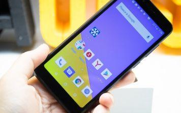 Megaobzor.com: обзор INOI 3. Недорогой 4G-смартфон