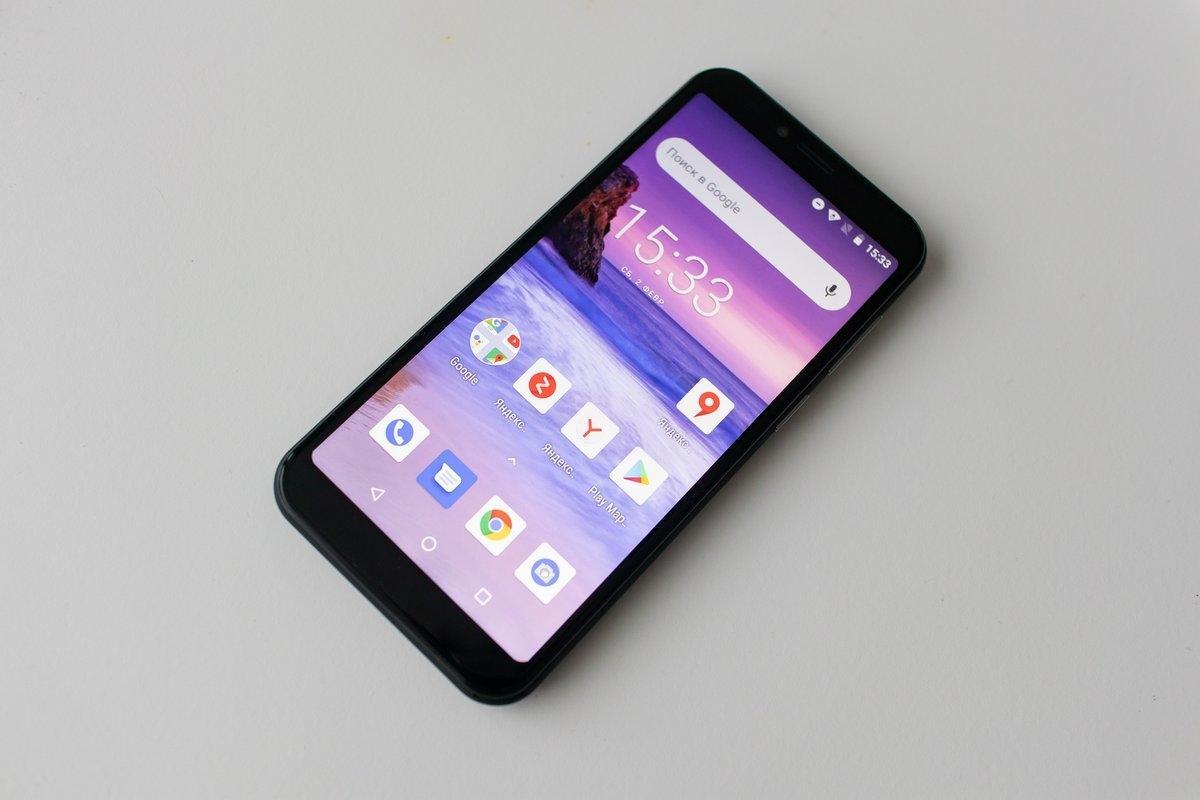 Computerra.ru: обзор смартфона INOI 5i