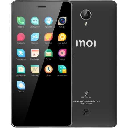 Inoi R7 16Гб, Dual SIM, 4G LTE, 3G
