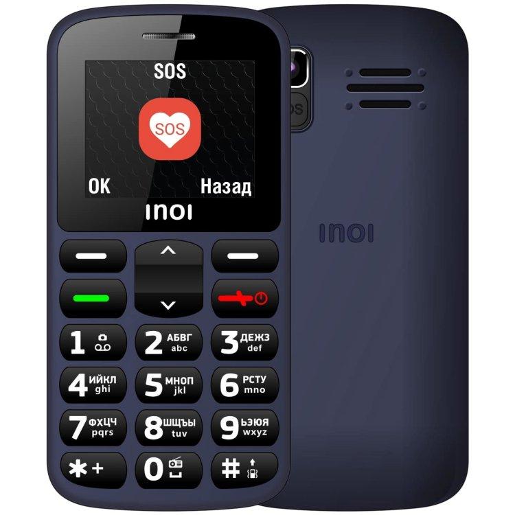 INOI 107B Dark Blue