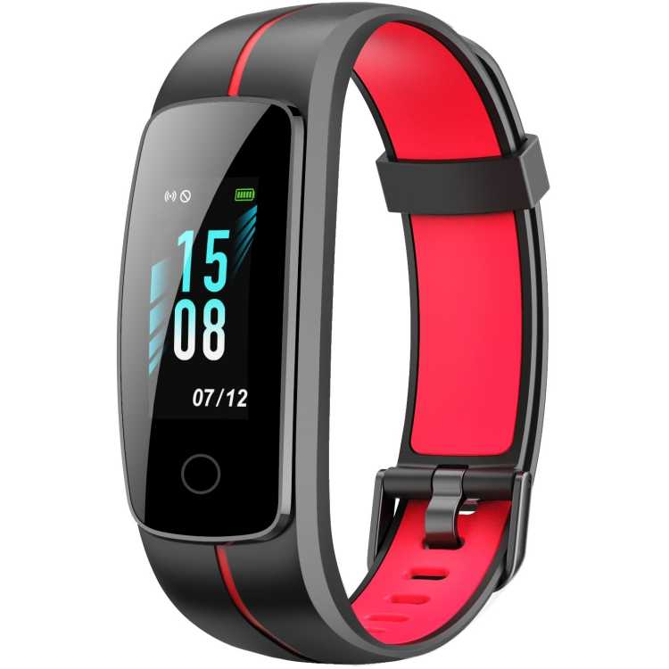 Fitness Bracelet INOI Band  and Red
